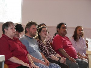 Believers from a variety of ethno-cultural backgrounds worship at Lake Errock church.