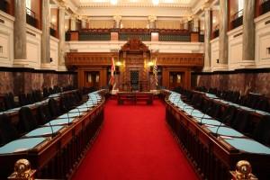 Chamber of B.C. legislature