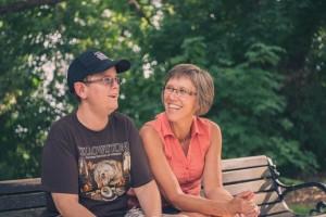 Donovan Thiessen and Jeannette Thiessen Photo: Tony Schellenberg