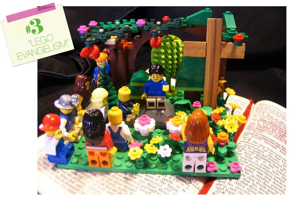 Lego-Evangelism
