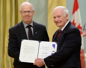 Caring Canadian Award Ceremony