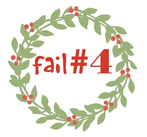 Christmas season fail 4