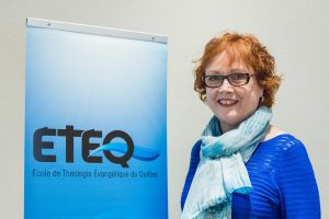 ETEQ president Kristen Corrigan